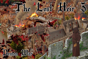 Lost Heir 3: Demon War