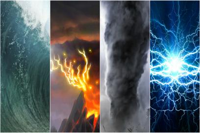 Elemental Saga: The Awakening