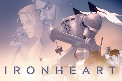 Ironheart–Pilot a giant medieval iron war mech in 1182 AD! - Choice of Games LLC