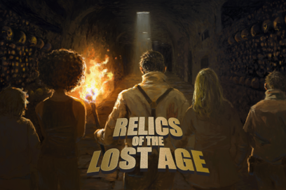 Relics of the Lost Age