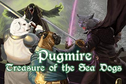 Pugmire: Treasure of the Sea Dogs